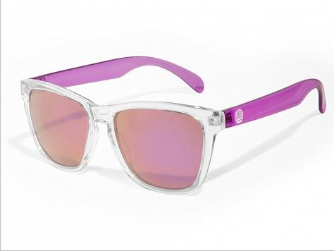 Clear Purple